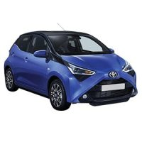 Piemme Car Rent - Toyota AYGO